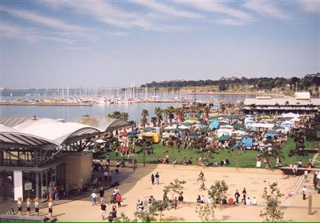Geelong Waterfront Makers & Growers Market