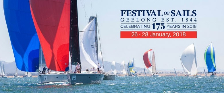 Festival of Sails 2018